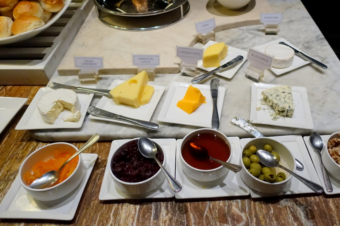 Cheese selections チーズ